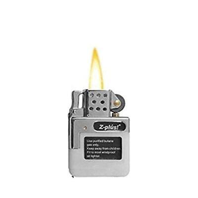 NEW Z Plus Soft Flame Zippo Lighter Insert - Butane Gas Replacement