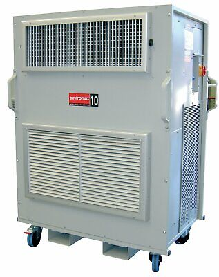 Enviromax 10 Industrial Mobile Air conditioner / Heater / Dehumidifier RRP £8000