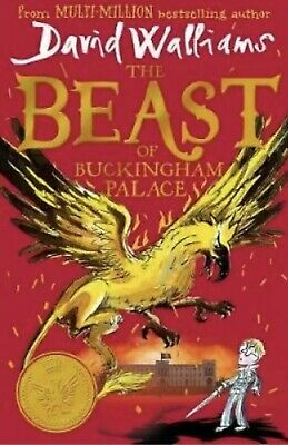 NEW OUT The Beast of Buckingham Palace by David Walliams 9780008262174 Brand New