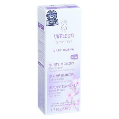 Weleda Face Cream - Baby Derma - White Mallow - 1.7 Oz