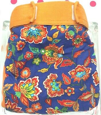 Gdiapers Medium Groovy Flowers Limited Edition Gpants