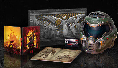 Doom Eternal Collector's Edition PC, SOLD OUT FREE SHIPPING PREORDER!! 3/20/2020