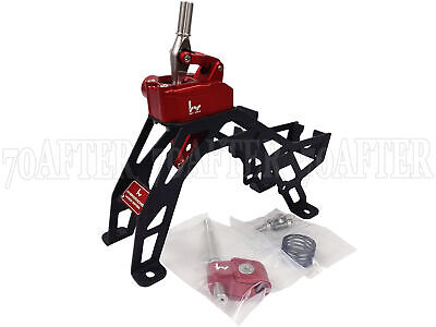 Hybrid Racing Adjustable Short Throw Shifter Assembly for 16+ Civic & Type-R FK8