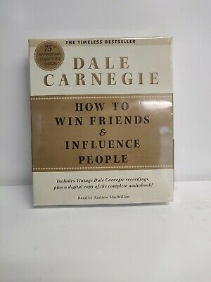 How To Win Friends And Influence People Deluxe 75th Anniversary Edition