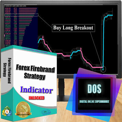 Ultra-precise forex indicator Forex Firebrand Strategy for MT4