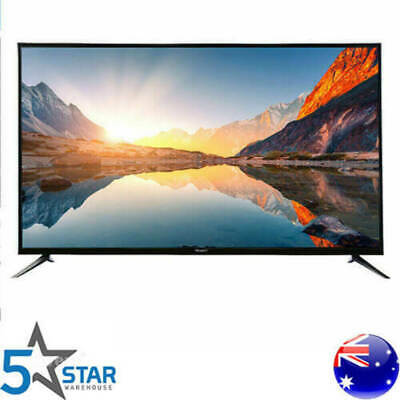 "Devanti Smart LED TV 55"" Inch 4K UHD HDR LCD Slim Thin LG Screen Netflix Youtube"