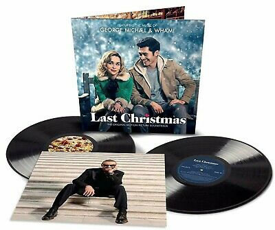 GEORGE MICHAEL & WHAM ! Last Christmas Soundtrack 180g Vinyl + DOWNLOAD In STOCK
