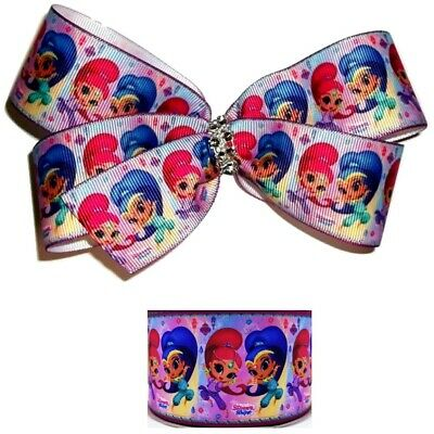 "The WIZARD OF OZ Large Hair Bow Clip Big 6"" 6 Inch Jojo  Bowknot Ruby Slippers"