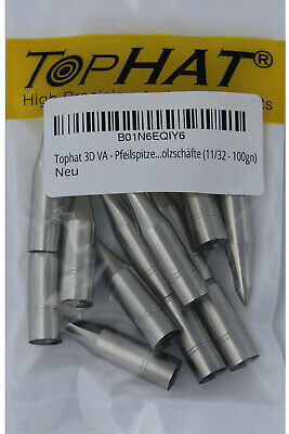 12 Set Gold Tip Glue in Point Accu Point 166 100g Klebepfeilspitzen New