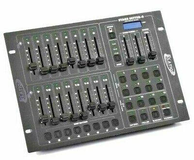 ELATION STAGE SETTER-8 16 Channel DMX Controller with Fog Machine Controllerf