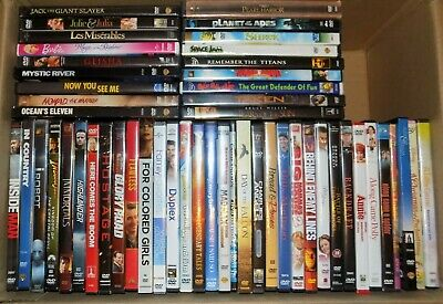 Dvd Lot - You Pick $2 - Comedy, Drama, Action, Kids
