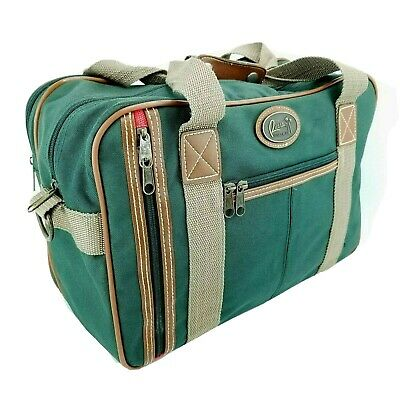 Ricardo Beverly Hills Green Carry On Overnight Tote Travel Overnight Luggage