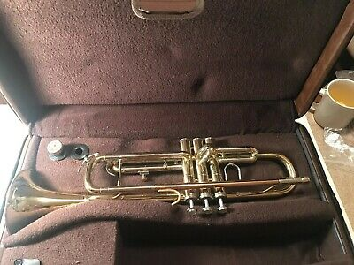 OLDS Trumpet NA 100ZU Recording Case Excellent Condition Musical Instruments