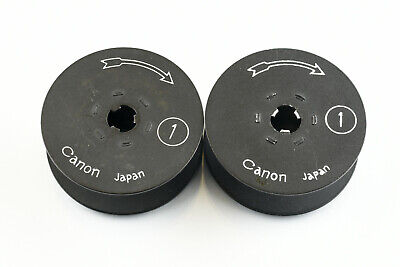 Canon Film Spools / Reels for 8mm Camera