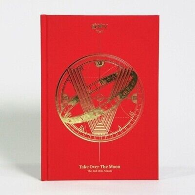 WayV The 2nd Mini Album * NO Photocard * Take Over The Moon CD Package Label V