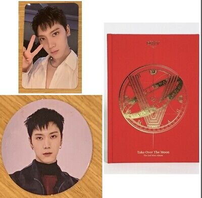 TEN BRAND NEW NOT SEALED Wayv NEW Take Over The Moon Album+ Photo card+Circle