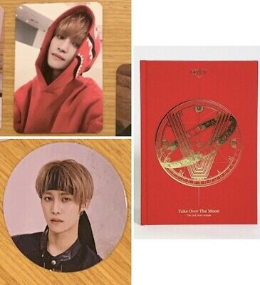 YANGYANG BRAND NEW NOT SEALED Wayv NEW Take Over The Moon Album+Photocard+Circle