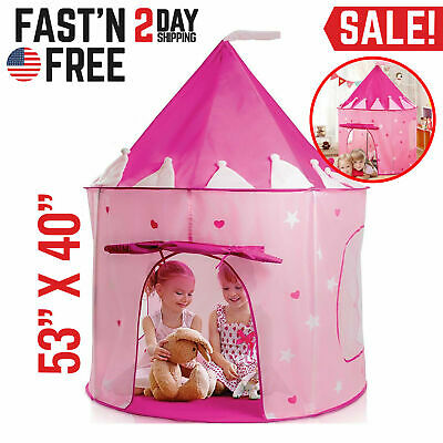 Play Tent House Toys For Girls Kids Children For 3 4 5 6 7 8 9 10 Years Old Age