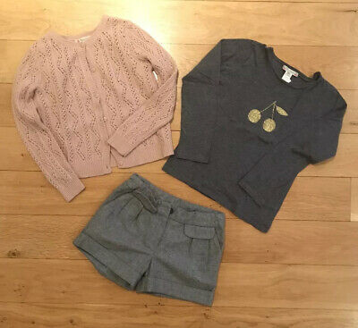 Bonpoint & Jacadi Girls Outfit Age 8 Yrs