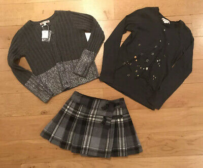 Bonpoint Girls Outfit Age 8