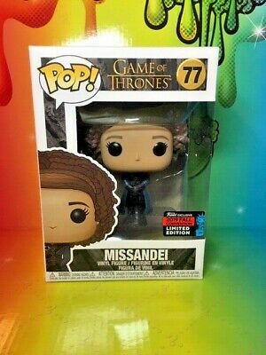 Funko Pop! Television Game of Thrones #77 Missandei 2019 Exclusive