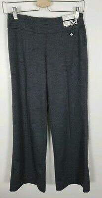 (#7) NWT New York & Company Size XS Petite Grey Stretch Dress Pants City Knit
