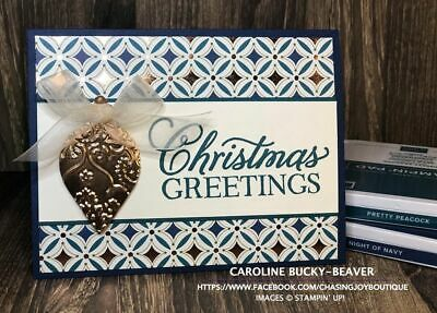 Handmade Sets of Christmas Cards - Use Dropdown Menu To Choose