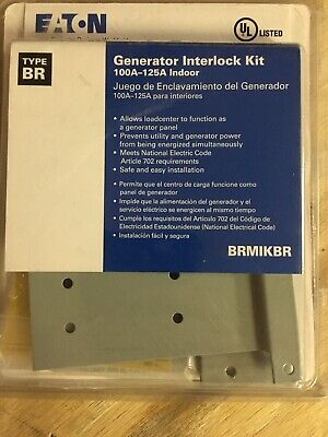Generator Interlock Kit Safely Transfers Power Hold Down Kit Necessary Screw