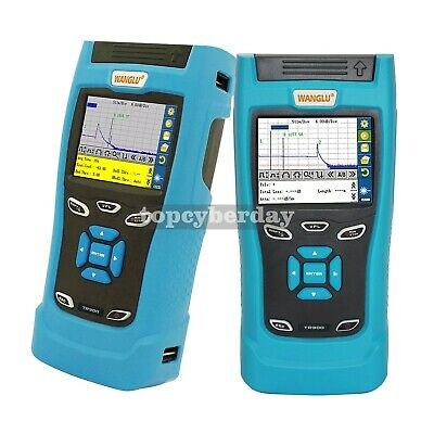 Optical Time Domain Reflectometer OTDR 1310/1550nm Dynamic 120KM without VFL