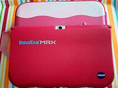 Pink VTech Innotab Max Replacement Cover