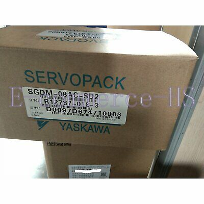 1PC New In Box Yaskawa SGDM-08AC-SD2 Servo Driver SGDM08ACSD2 One year warranty