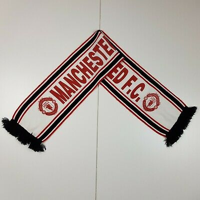 ZP3 Manchester United Football Scarf MUFC Official Merchandise NEW