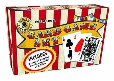 Robert Frederick Hornby Playing Card and Dice Set RFS8837