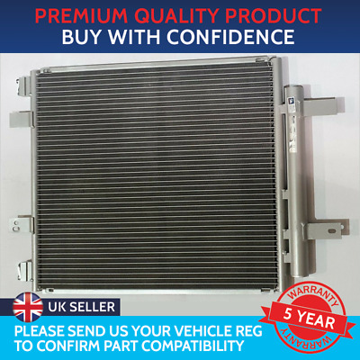 Condenser Air Con Radiator To Fit Jaguar Xj Jaguar Xjr 2003 To 2009 Petrol