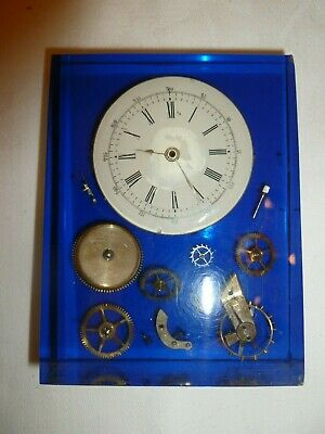 Antique Clock Parts Objets D'Arts