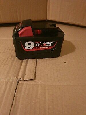 Milwaukee M18  9 Ah 18VRed Lithium-Ion High Demand Battery