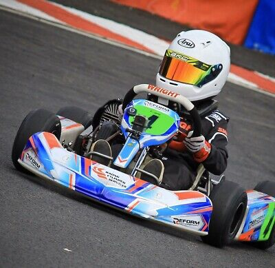 Late 2019 Wright Bambino with Top Iame M1 (Henry Domain's kit)
