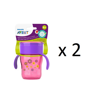 Philips Avent My First Big Kid Cup 9 oz, SCF782/54 - Colors & Styles Vary (2 Pk)