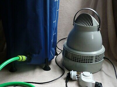 Faran HR15 Humidifier with Hygrostat and Water Tank