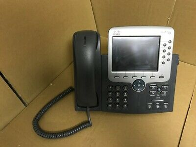 Cisco CP-7975G Touchscreen Unified IP Phone Telephone