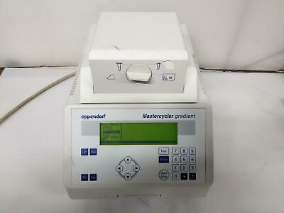 Eppendorf Mastercycler 5331 Gradient Thermal Cycler w/ 96 Well Block