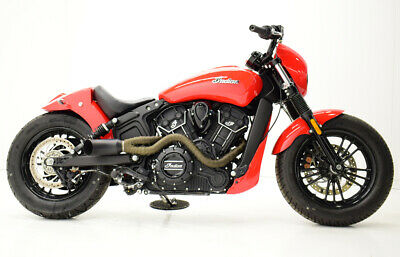 Scout Sixty Mustang ABS