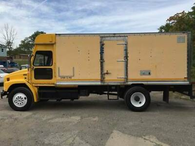 Step/Box Van 33K Gvw 163K Miles Cat 3126E Exc Cond In Oh Can Drive Anywhere