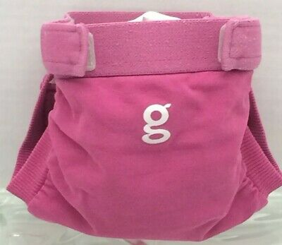 Gdiapers Small Goddess Pink Gpant & Pouch
