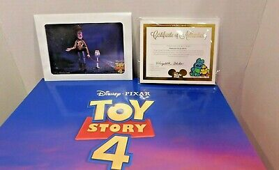 TOY STORY 4 Disney Movie Club Exclusive (Sold Out) Bundle Pack Brand New SEALED