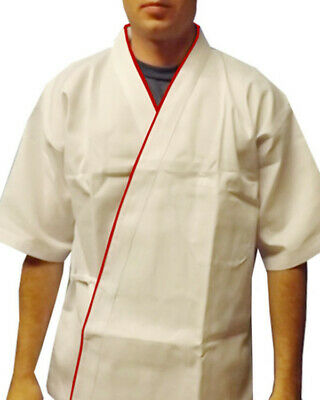 Sushi Chef Uniform Sushi Server Happi Coat Japanese Restaurant Uniform Kimono