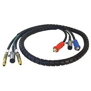 Airpower Line 4 in 1 15 feet  179301615 for Tractor Trailers Big Rig Trucks