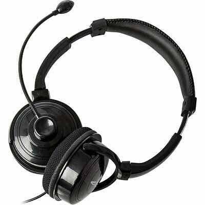 4Gamers Pro4-40 Wired Stereo Gaming Headset Ps4 s259 - mic missing