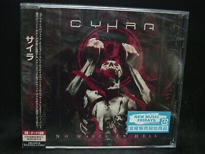 CYHRA No Halos In Hell JAPAN 2CD In Flames Amaranthe Dream Evil Sinergy Shining