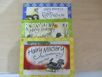 Hairy Maclary And Friends 3 Books Lynley Dodd Puffin